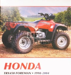 cm205 99 04 honda trx450 foreman repair maintenance manual  [ 987 x 1431 Pixel ]