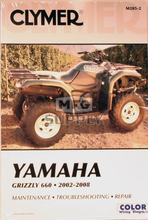 small resolution of cm285 02 08 yamaha grizzly 660 repair maintenance manual