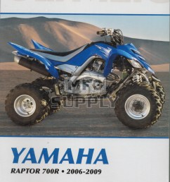 cm290 2006 2009 yamaha raptor 700r repair maintenance manual  [ 1000 x 1436 Pixel ]