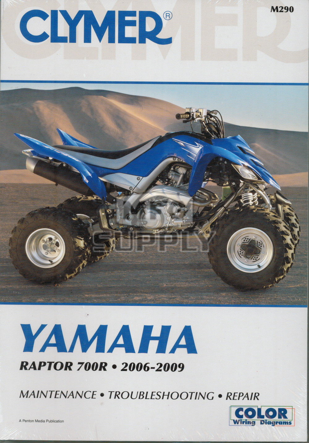 hight resolution of cm290 2006 2009 yamaha raptor 700r repair maintenance manual