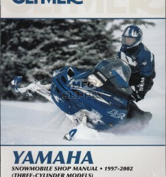 1997 yamaha snowmobile wiring diagram [ 1000 x 1290 Pixel ]