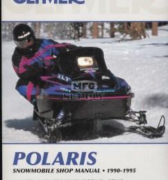 cs833 90 95 polaris snowmobile shop manual [ 1000 x 1290 Pixel ]