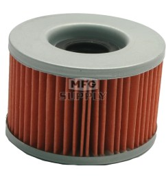 fs 709 oil filter element for honda trx500fa fga atv models [ 1000 x 926 Pixel ]