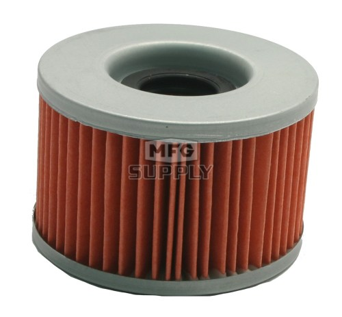 small resolution of fs 709 oil filter element for honda trx500fa fga atv models