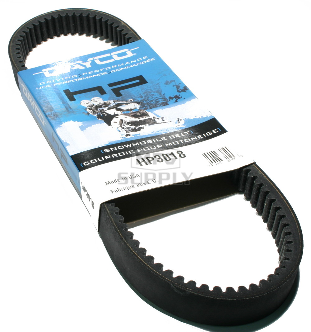 medium resolution of arctic cat dayco hp high performance belt fits many low to mid power 74 81 arctic cat snowmobiles