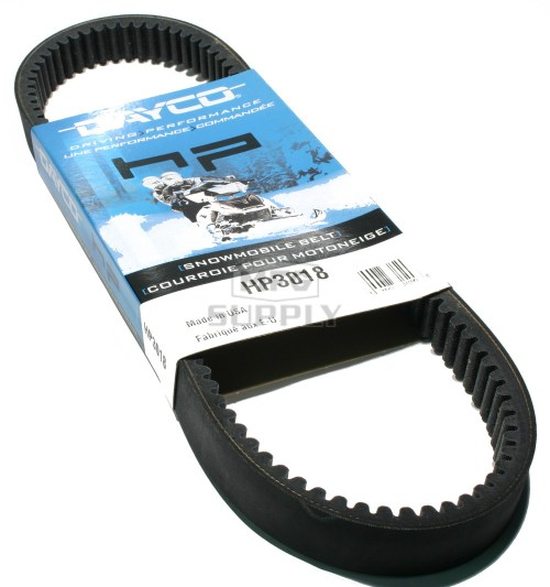 small resolution of arctic cat dayco hp high performance belt fits many low to mid power 74 81 arctic cat snowmobiles