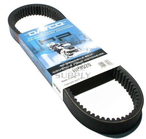 small resolution of hp3020 polaris dayco hp high performance belt fits 72 01 mid