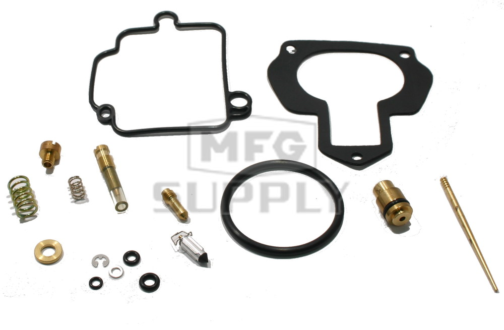 MD03-307- ATV Complete Carb Rebuild Kit for 88-04 Yamaha