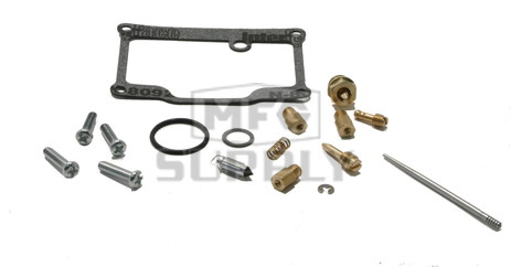 Complete Carburetor Rebuild Kit for many 86-06 Polaris