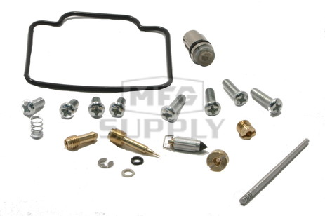 Complete ATV Carburetor Rebuild Kit for 00-02 Polaris