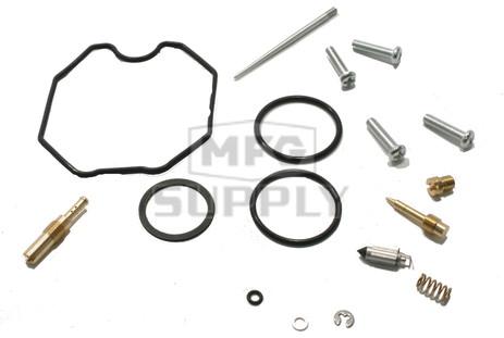 Complete ATV Carburetor Rebuild Kit for 05-15 Polaris