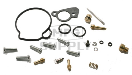 Complete ATV Carburetor Rebuild Kit for 02-03 Polaris