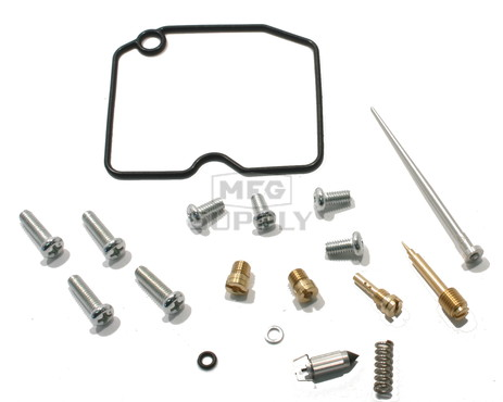 Complete ATV Carburetor Rebuild Kit for 10-12 Arctic Cat