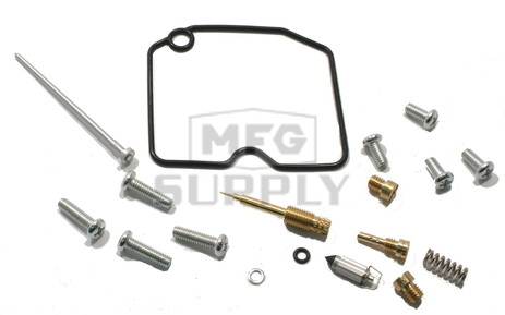 Complete ATV Carburetor Rebuild Kit for 08-11 Arctic Cat
