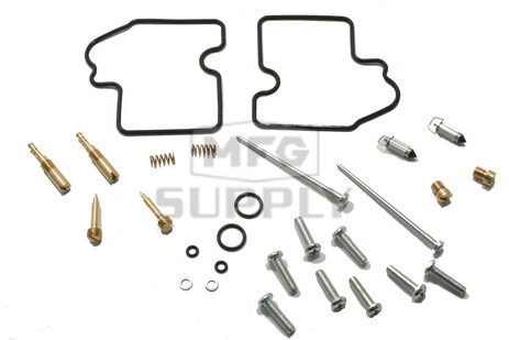 Complete ATV Carburetor Rebuild Kit for 04-06 Arctic Cat