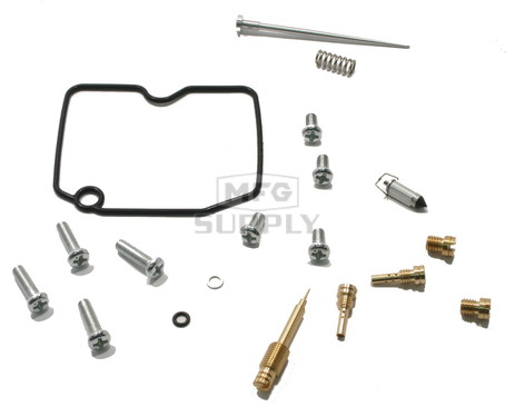 Complete ATV Carburetor Rebuild Kit for 09-11 Arctic Cat