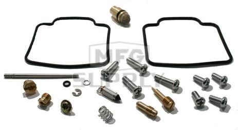 Complete ATV Carburetor Rebuild Kit for 01-01 Suzuki LT