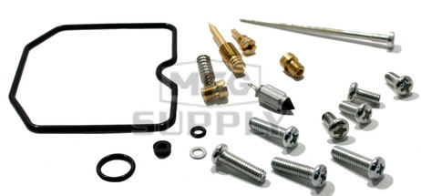 Complete ATV Carburetor Rebuild Kit for 08-10 Suzuki LT