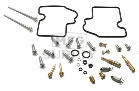 Complete ATV Carburetor Rebuild Kit for 06-13 Kawasaki