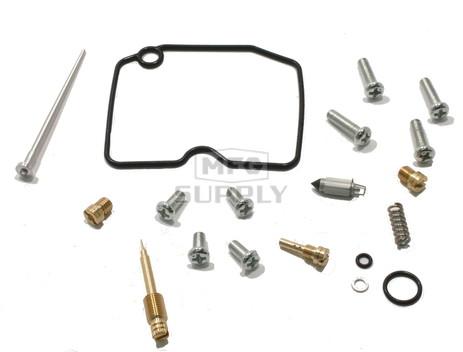 Complete ATV Carburetor Rebuild Kit for 99-02 Kawasaki