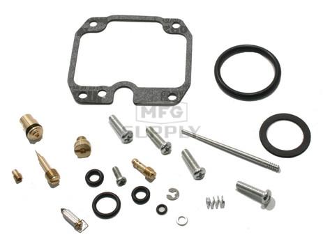 Complete ATV Carburetor Rebuild Kit for 04-13 Yamaha