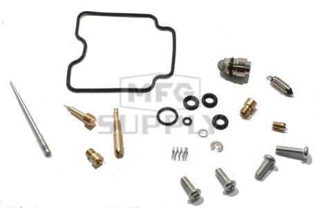 Complete ATV Carburetor Rebuild Kit for 05-06 Yamaha