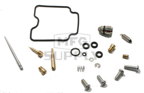 Complete ATV Carburetor Rebuild Kit for 04-06 Yamaha