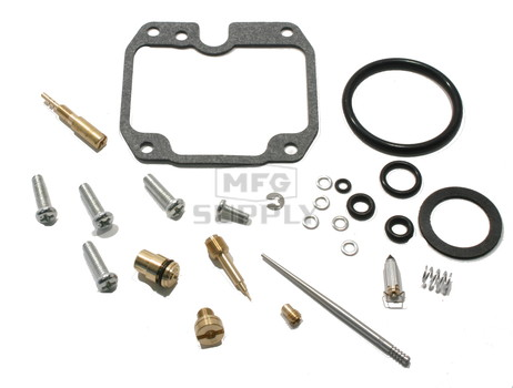 Complete ATV Carburetor Rebuild Kit for 89-00 Yamaha