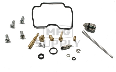 Complete ATV Carburetor Rebuild Kit for 08-13 Yamaha
