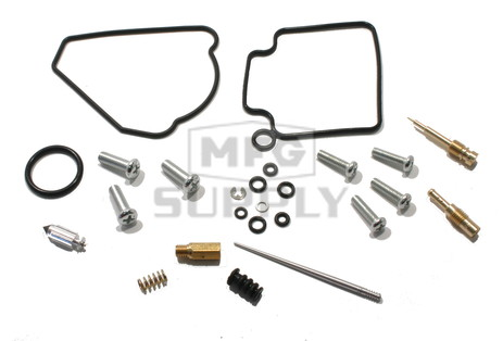 Complete ATV Carburetor Rebuild Kit for 99-14 Honda
