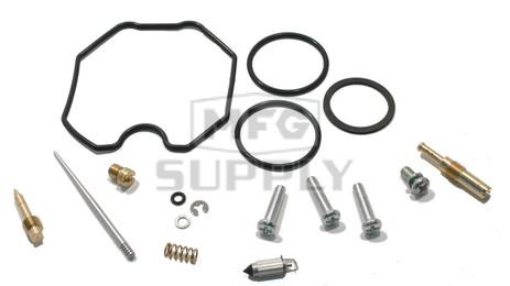 Complete ATV Carburetor Rebuild Kit for 09-14 Polaris