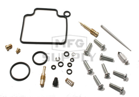 Complete ATV Carburetor Rebuild Kit for 04-07 Honda