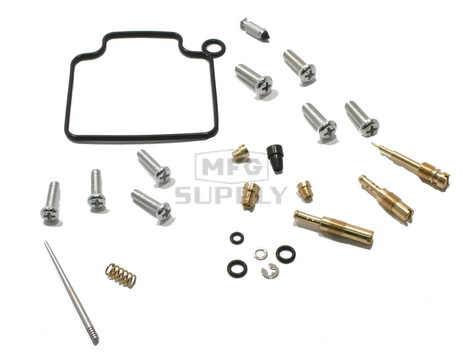Complete ATV Carburetor Rebuild Kit for 91-00 Honda TRX300