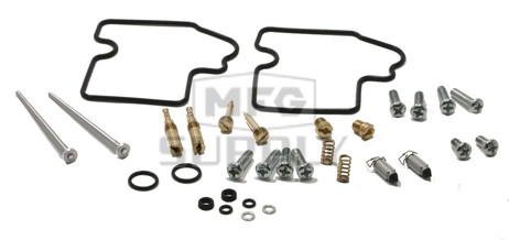 Complete ATV Carburetor Rebuild Kit for 04-09 Kawasaki KFX