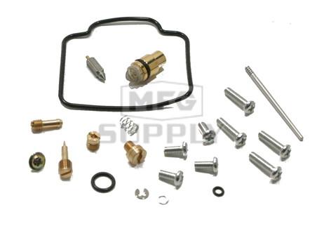 Complete ATV Carburetor Rebuild Kit for 99 Suzuki LT-F250F