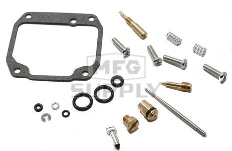 Complete ATV Carburetor Rebuild Kit for 90-93 Suzuki LT