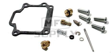 Complete Carb Rebuild Kit for 87-06 Suzuki LT-80 Quad