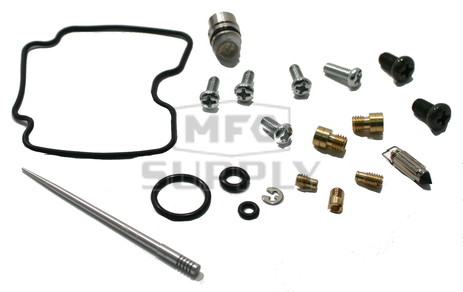 Complete ATV Carburetor Rebuild Kit for 03-07 Polaris
