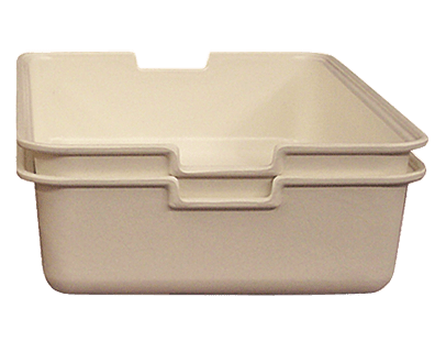 Nesting Containers Mfg Tray