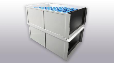 Pharmaceutical Vial Trays Mfg Tray