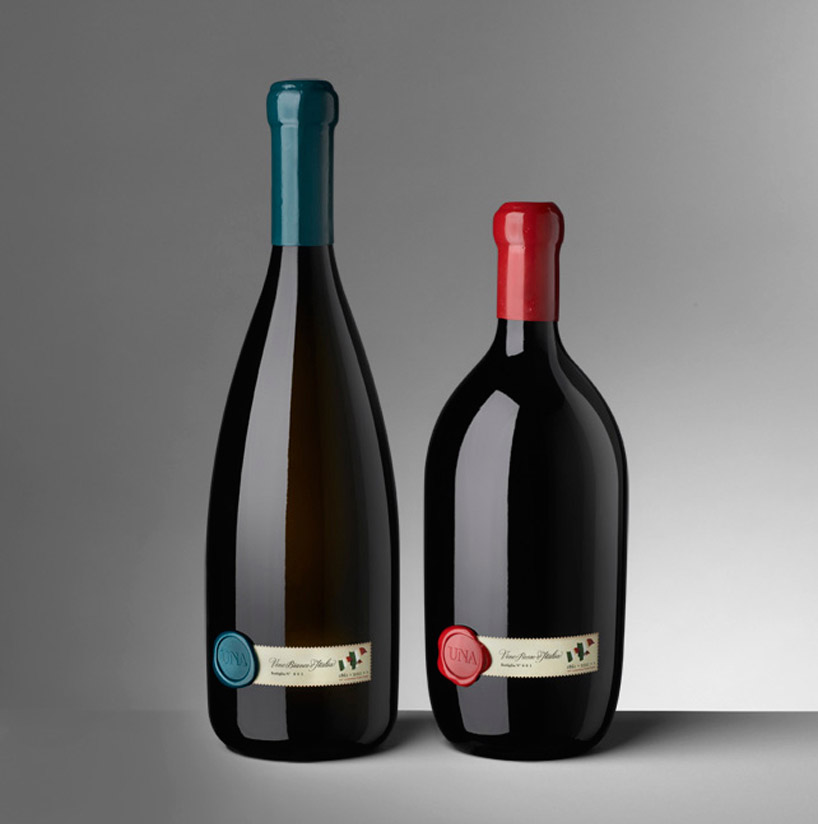 gorgeous wine bottles for