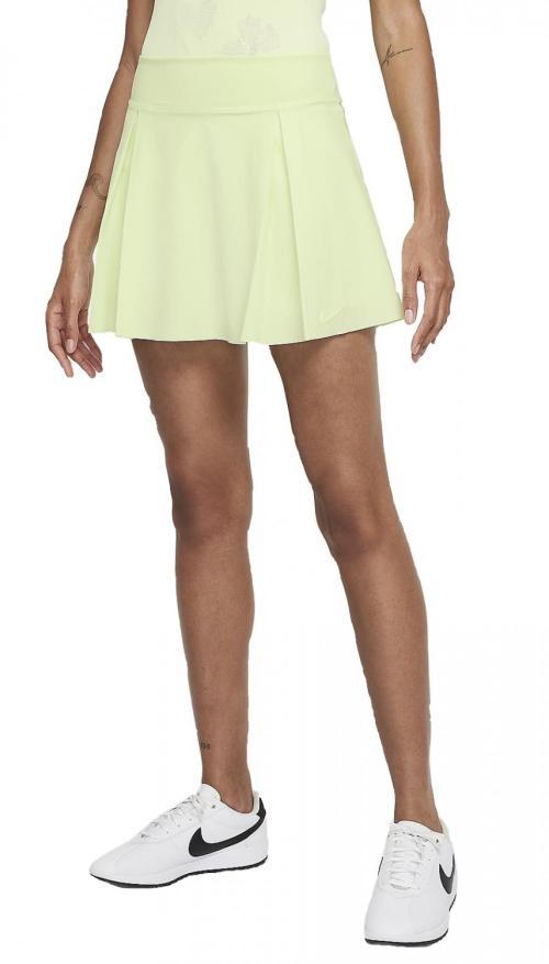 Dámska sukňa Nike Club Zelená