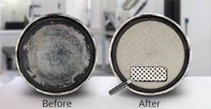 DPF filter cleaning. Get a quote for our DPF cleaning services