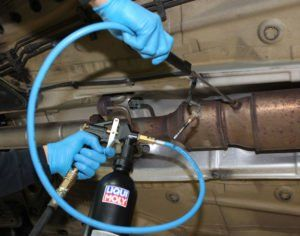 DPF Filter Replacement