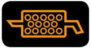 Diesel Particulate Filter, Diesel Particulate Filter symbol