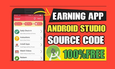 Best High Quality Earning App Source Code