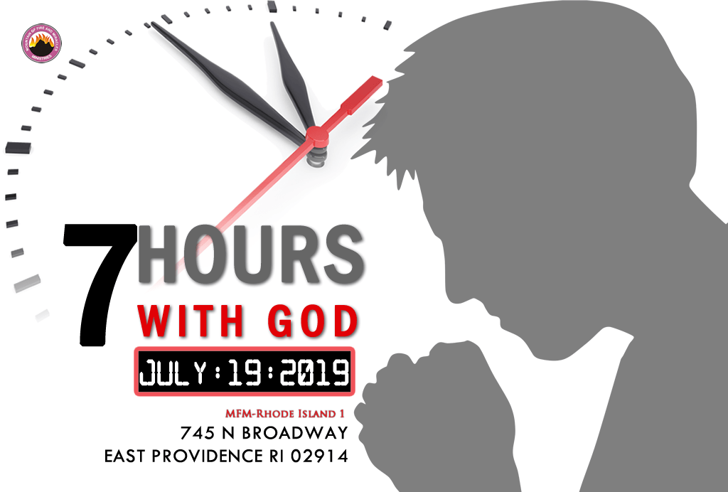 7 Hours With God