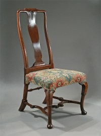 Antique Queen Anne Chairs | Antique Furniture