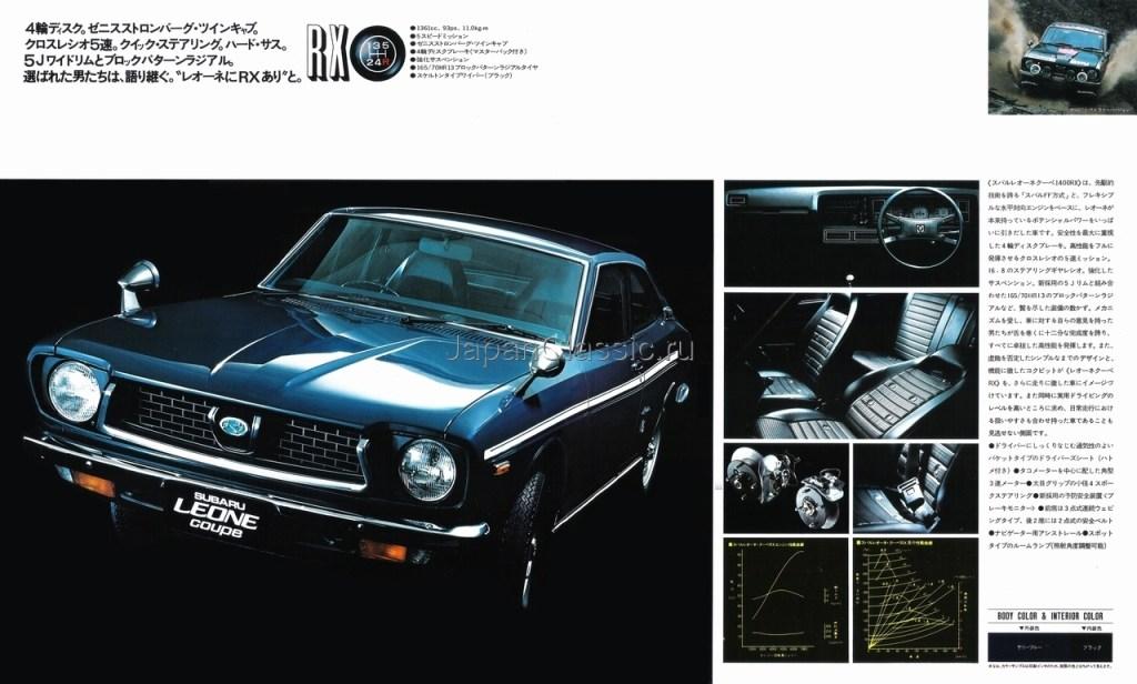 Throwback Thursday: The Subaru that made Subaru, Subaru - MFortyFive