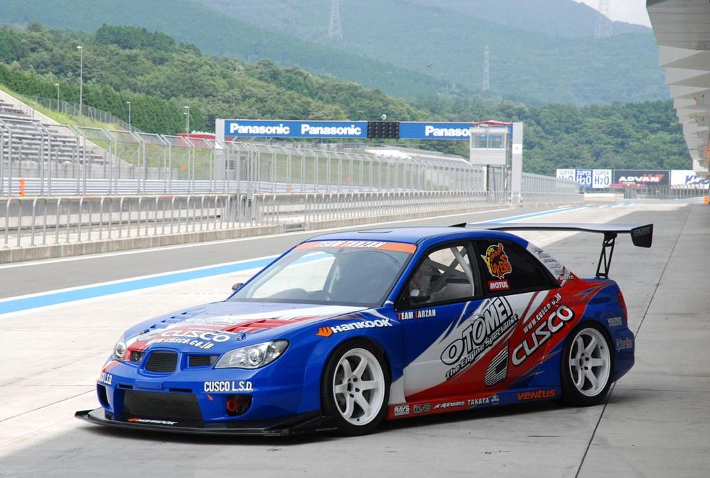 Top 5: Significant Subaru Race Cars - MFortyFive